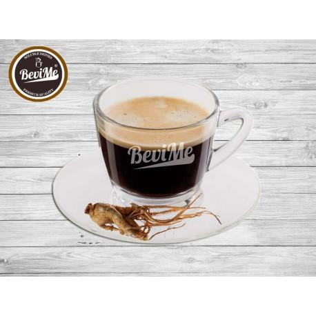 Bevime Caffè al ginseng Dark senza glutine 500 gr.