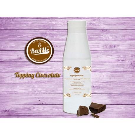 Topping Cioccolato Sciroppo da 1 Kg