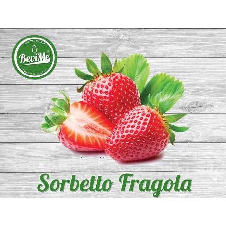 Sorbetto Fragola Senza Glutine 1 Kg
