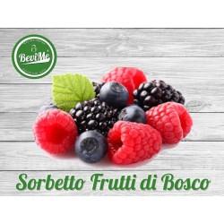 Sorbetto Frutti di Bosco Senza Glutine 1 Kg