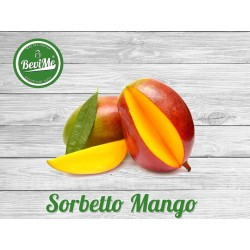 Sorbetto Mango Senza Glutine 1 Kg